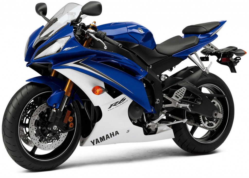 Yamaha Sports Bikes 2013 2013 Yamaha Yzf r6 Sports Bike