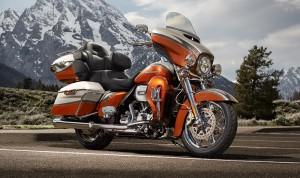 2014 Harley Davision CVO Limited