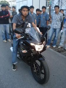 HondaCBR150R3