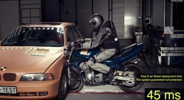 Motorcycle Airbag