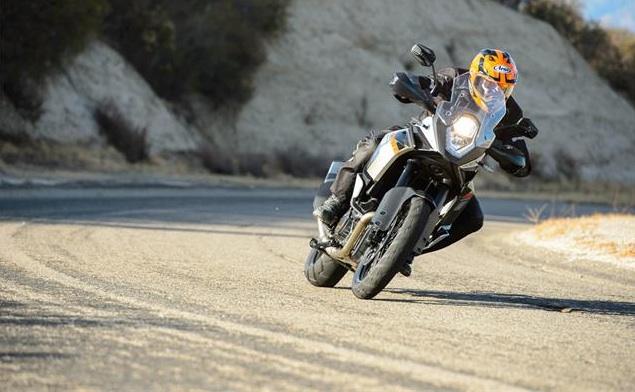 รีวิว 2013 KTM 1190 Adventure