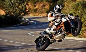 รีวิว 2013 KTM DUKE 690