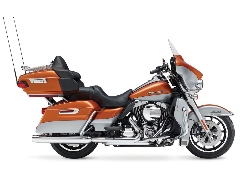 Review 2014 Harley Davison Electra Glide Ultra Limited