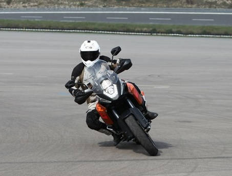2014 KTM Duke 1190 Adveture with Bosch MSC Review