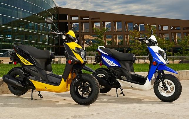 Yamaha Zuma 50FX 2014
