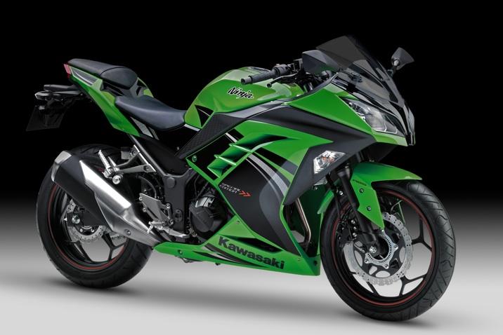 2014 Kawasaki Ninja 300 Special Edition