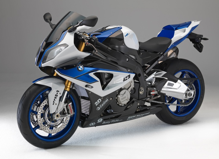 BMW HP4 Review
