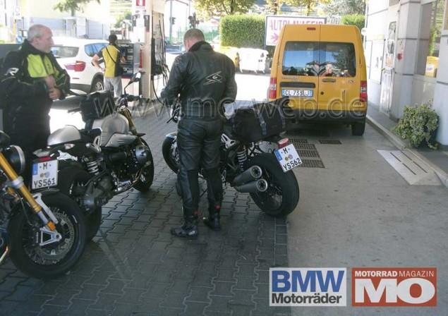 BMW NineT Roadster