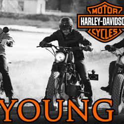 Harley Davidson Young Riders
