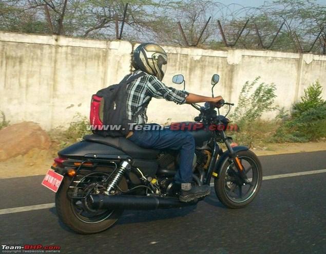 มอเตอร์ไซค์ Harley Davidson 500cc