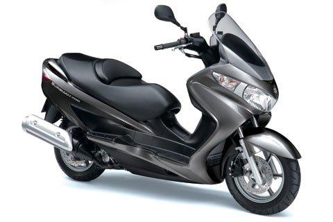 Suzuki-Burgman-200