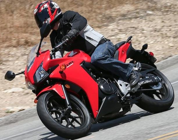 2013 Honda CBR500R รีวิว
