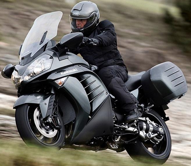 2013 Kawasaki 1400 GTR