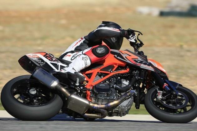2014 KTM Super Duke R