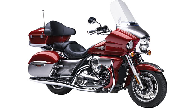 2014 Kawasaki Vulcan 1700 ABS - Red