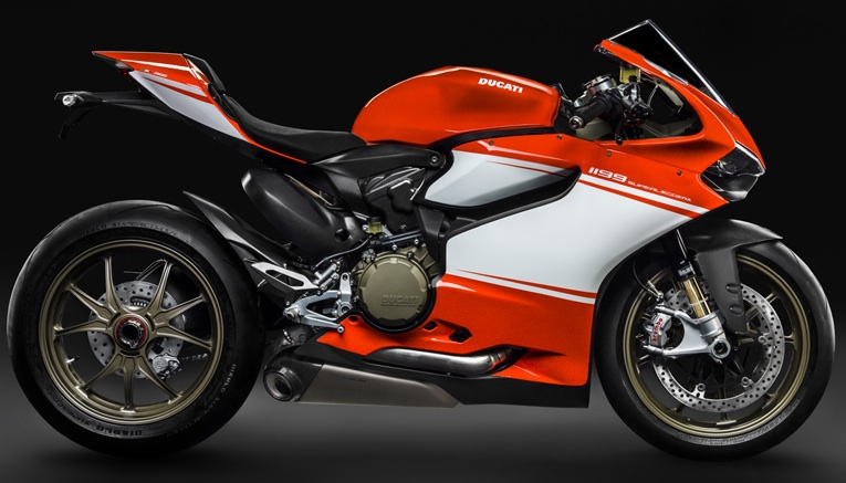 Ducati 1199 Panigale R Superleggera