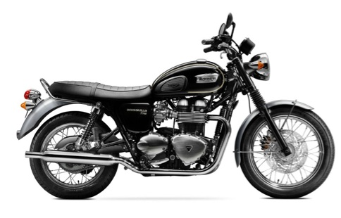 Triumph เปิดตัว Bonneville รุ่น Special Edition