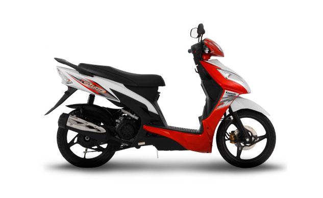 Kawasaki Curve Scooter