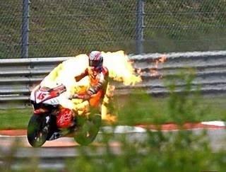2004 Aprilia MotoGP Colin Edward