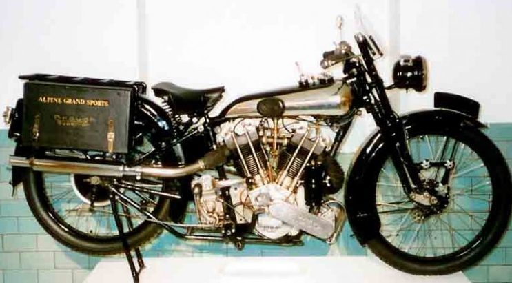 Brough Superior SS100 1925