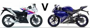 Honda-CBR125R-Yamaha-YZF-R125