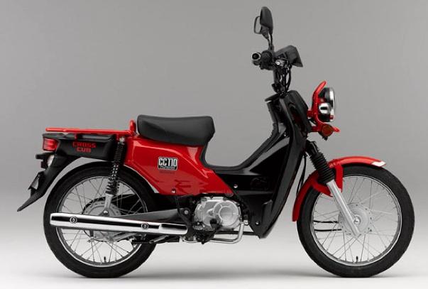 Honda Cub CC110
