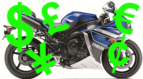 Yamaha-YZF-R1-costs