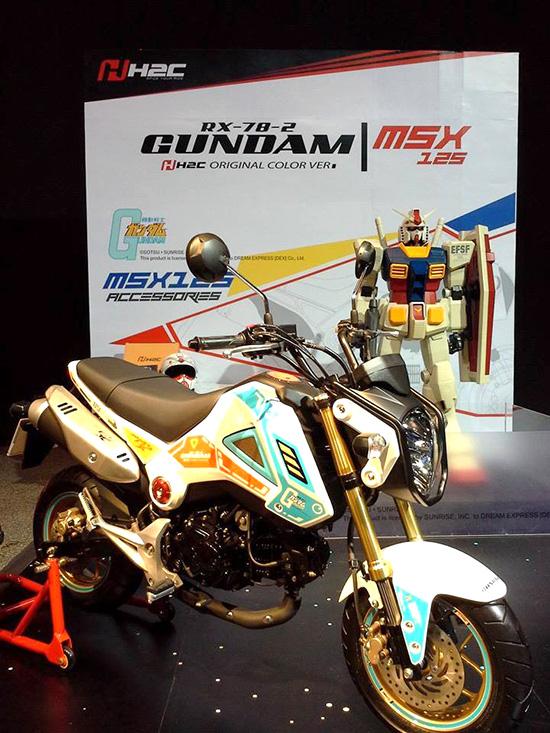 New-Honda-MSX125-Gundam