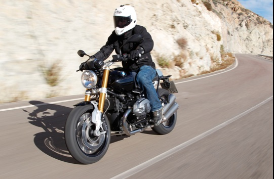 Review BMW nineT