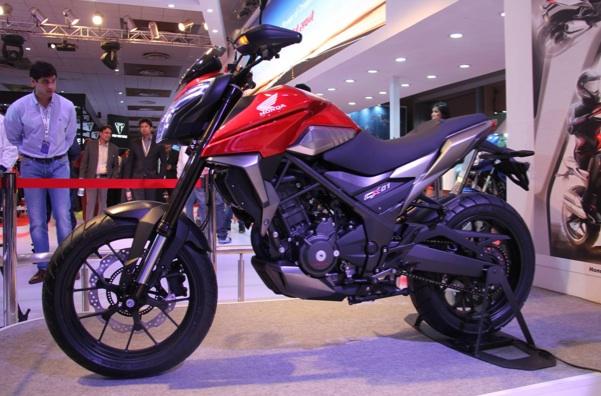 Honda CX-01