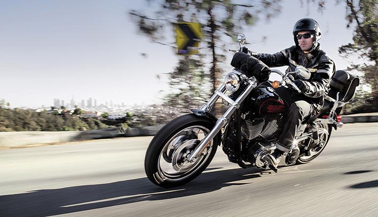 Harley-Davidson-Dyna