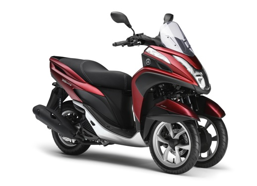 Yamaha-Tricity