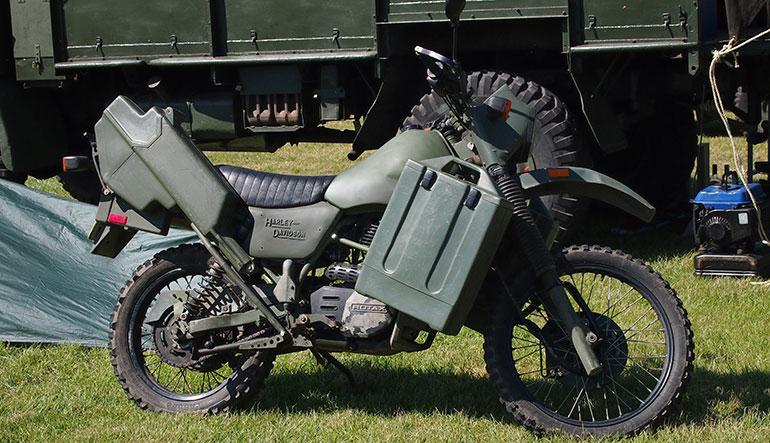 Harley-Davidson-MT350