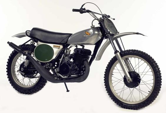 Honda-scrambler