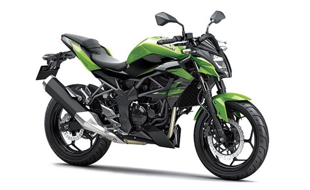 Kawasaki-Z250SL