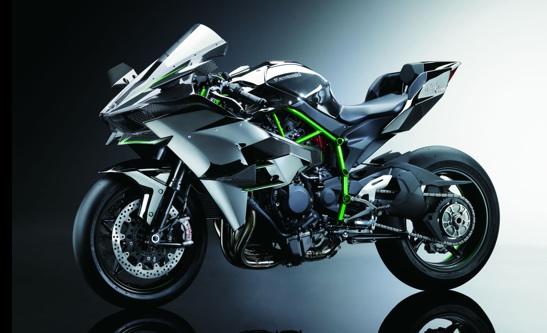Kawasaki-H2R