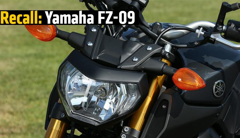 Yamaha-FZ-09-recall