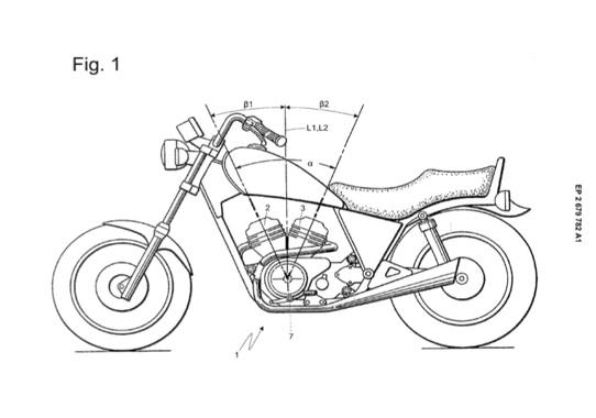 Ferrari-patent